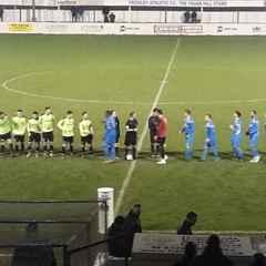 Video Highlights : Frickley Athletic 4-1 AFC Emley