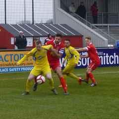 Stamford 1-0 Frickley Athletic