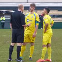 Match Photos : Stamford 1-0 Frickley Athletic