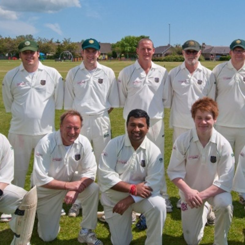 1st Team lose to Cults  -
