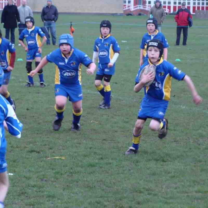 East Hull vs Bev Under 9s part 1