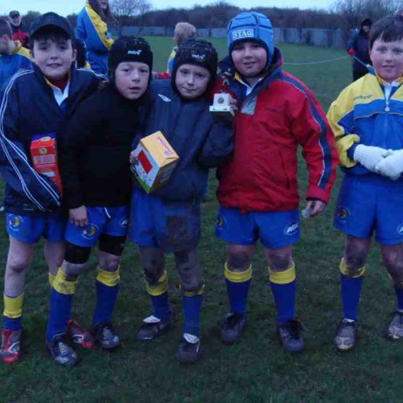 East Hull vs Bev Under 9s part 2