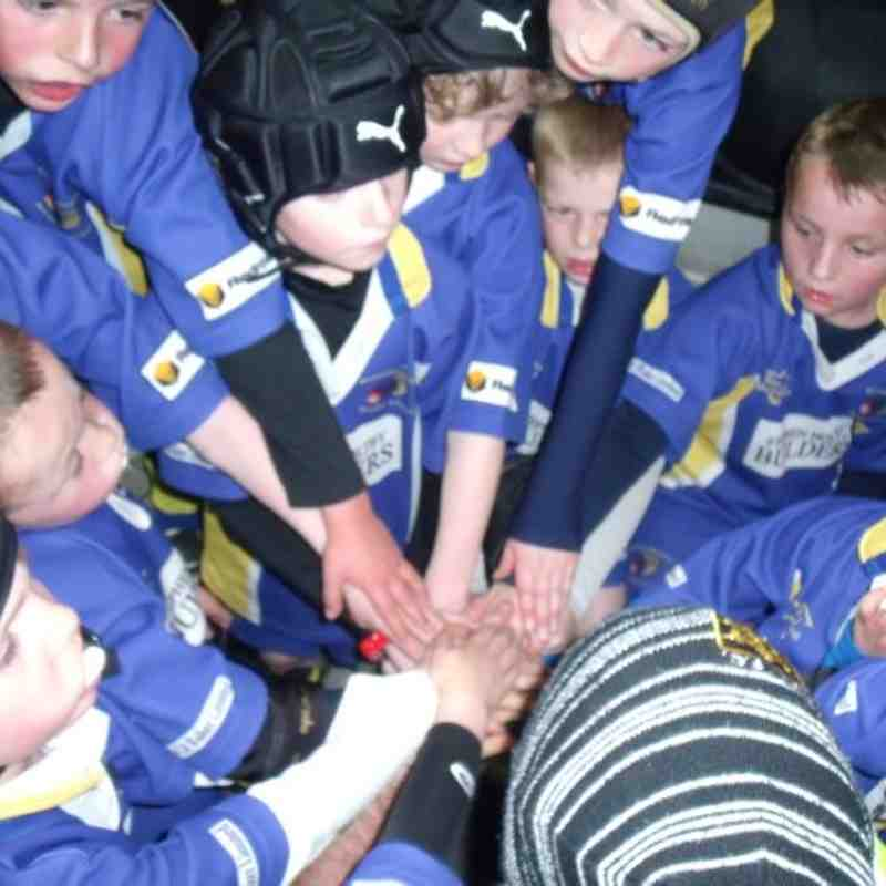 Beverley Braves U8s @ Hull FC vs Castleford