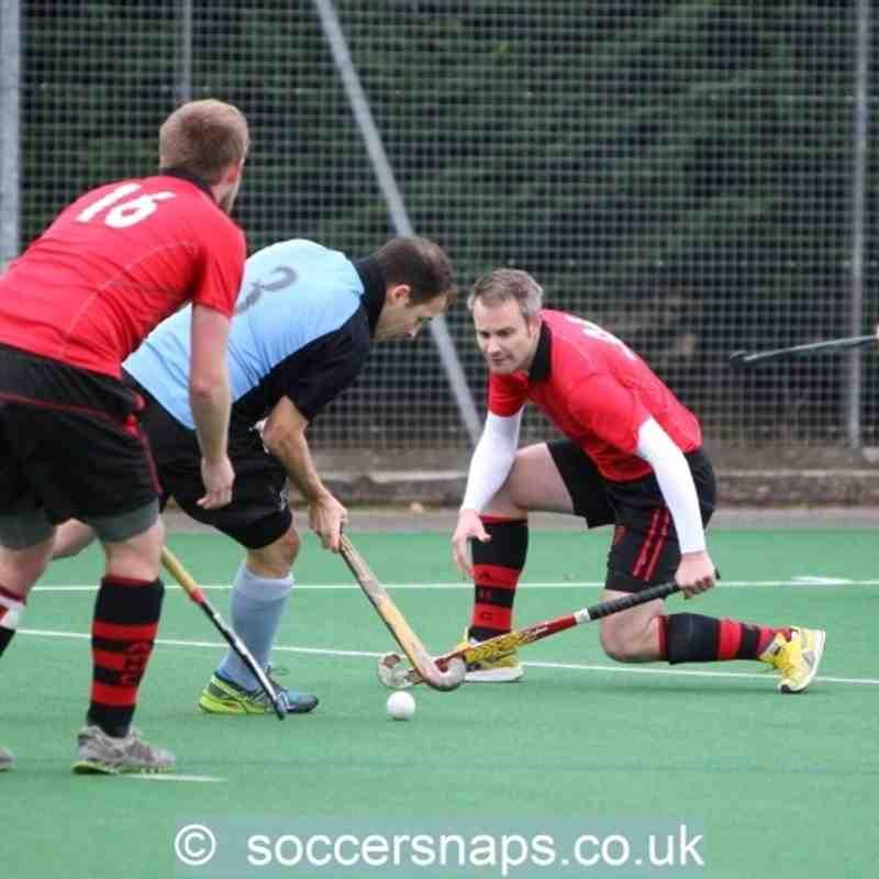 Ashford Mens 2's v Thame 1's  5-12-2015