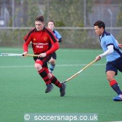 Ashford Mens 2's v Wycombe 2's  23-1-206