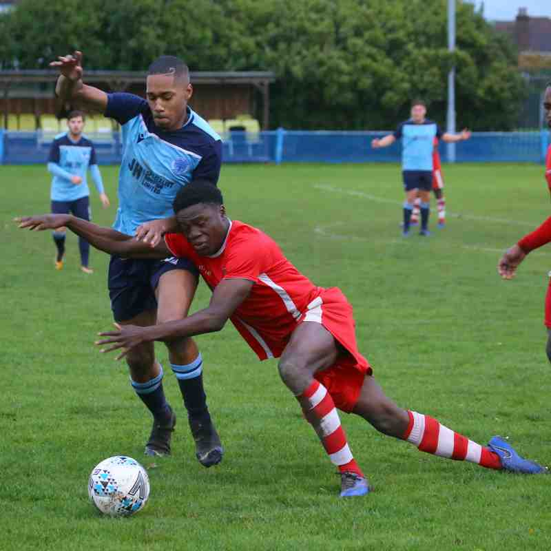 Spelthorne Sports v Egham 2-11-2019