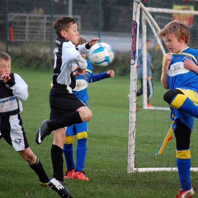 U10 v Brighouse 19th October 13