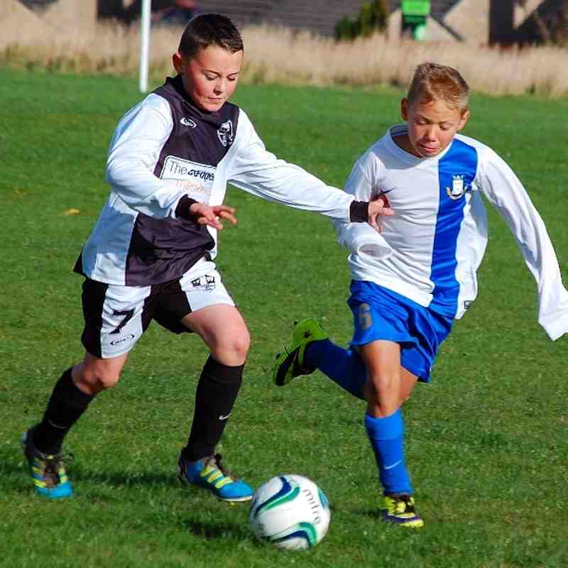 U10 v Greetland 3rd Nov 13