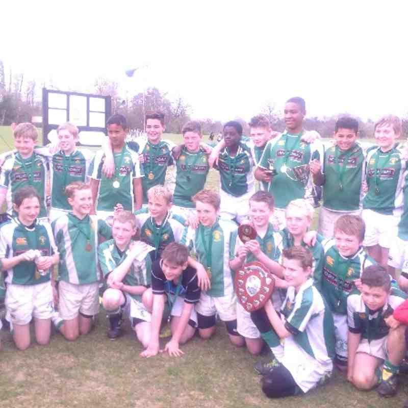 Horsham Under 12 winners