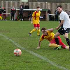 Relegation  worries  increase for swaffham fc