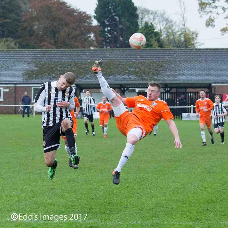 1St Team v Holland FC 2017/18