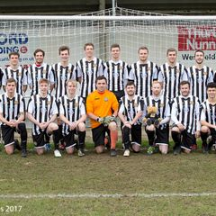 1St Team v Norwich CBS 2017/18