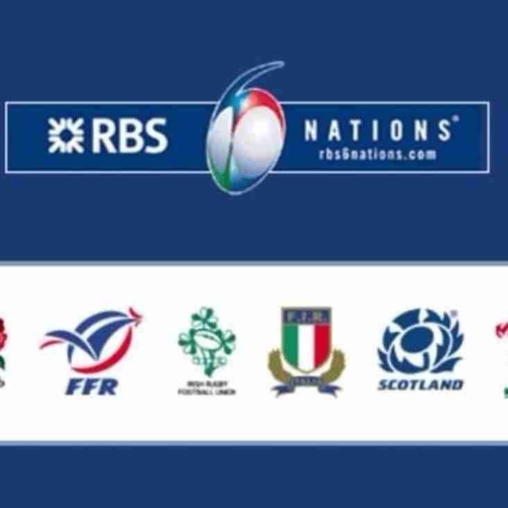 6 NATIONS - Fantasy Rugby is back!
