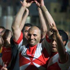 Malta Knights v Norway RL - 2010 European Bowl