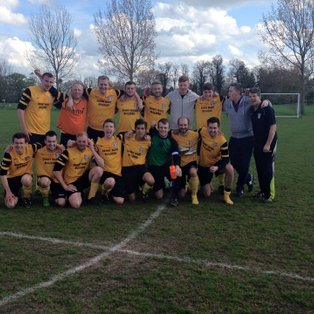 Reserves Division 6 Champions!