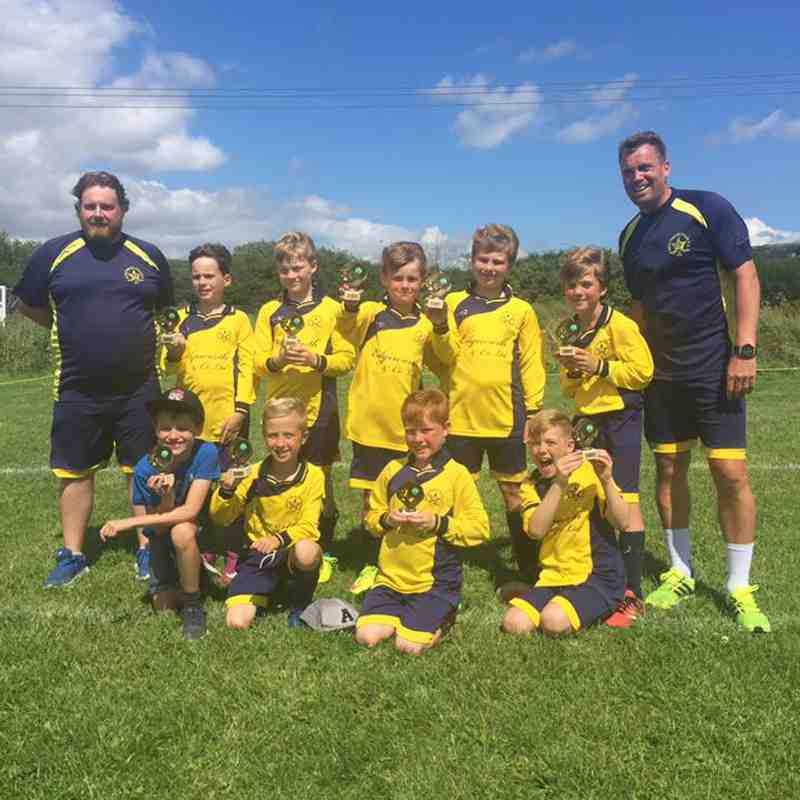 U9 Lions Bishops Cleeve tournament 24/06/2017
