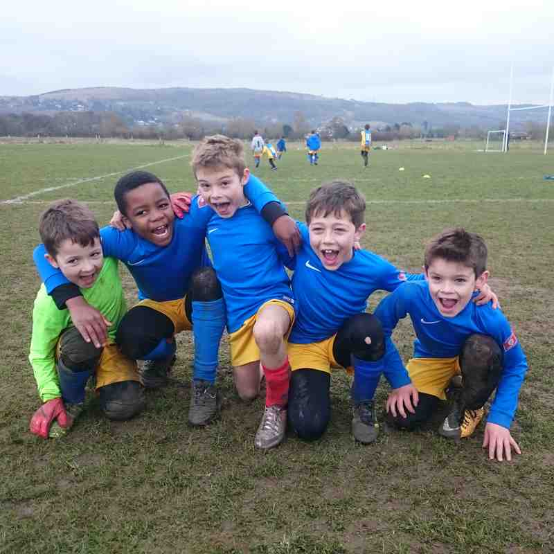Cubs U8 Tournament 24/03/2018