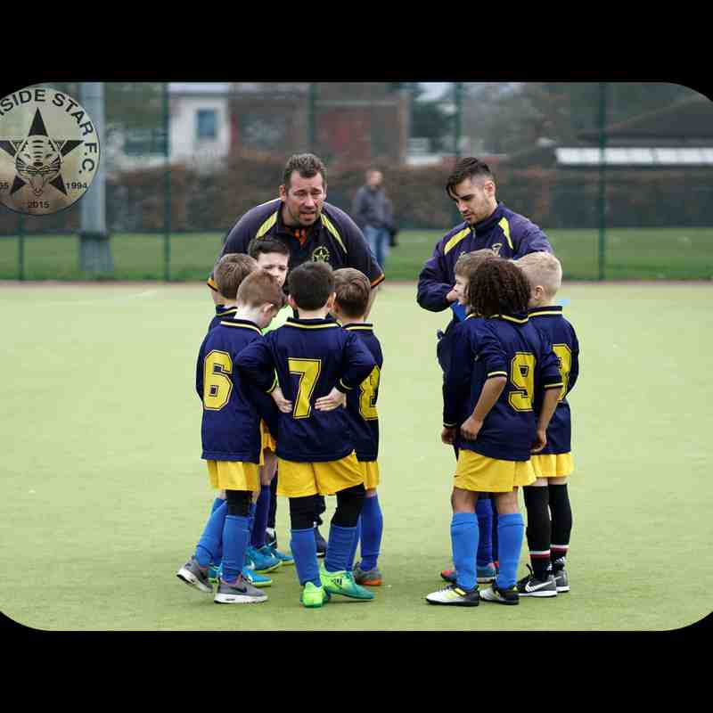 Cubs U8 v Lakeside 07/04/2018