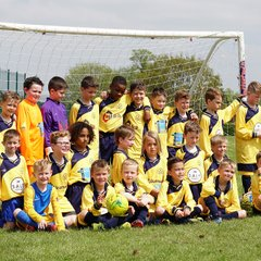 Cubs U8 v Cleeve Colts 05/05/2018