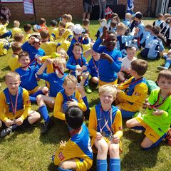 Cubs U7 Quedgeley Tournament 20/05/2018