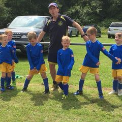 Cubs U6 Churchdown Tournament 09/06/2018