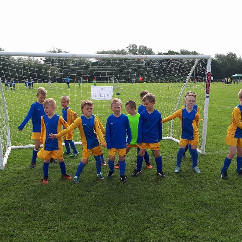 Southside Star Cubs U7 - Churchdown Tournament