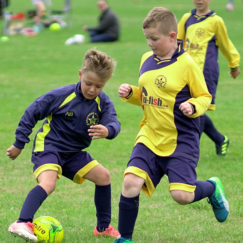 Southside Star Cubs U8 v Tewkesbury Town Panthers U8