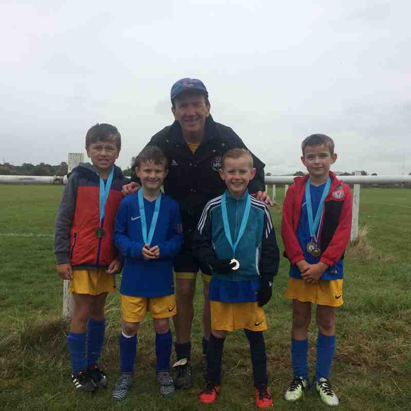 Cubs U8 Tournament 22/09/2018