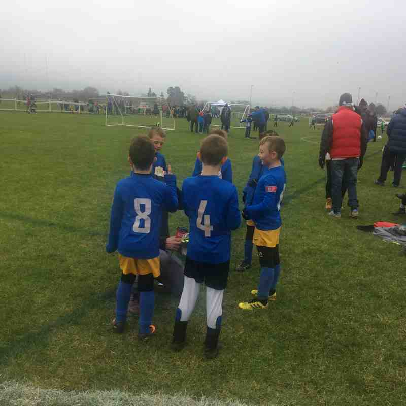 Cubs U8 Tournament - 24/11/18