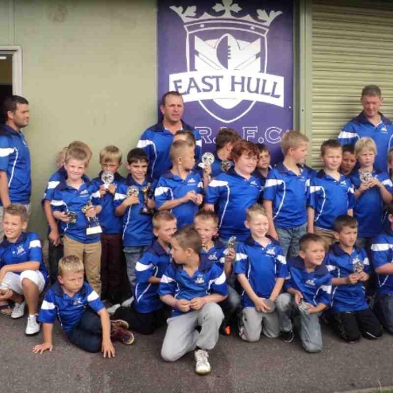 East Hull U7/U8s Presentation 16/09/12