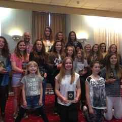 Girls U15 Awards