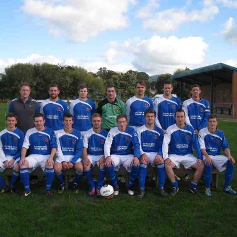 Ruthin Reserves