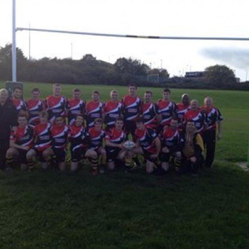 3rd XV beat Cheltenham Civil Service 2nd XV 65 - 17