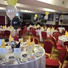 Senior Dinner Dance & Awards Presentation Evening - Friday 20th May 2016