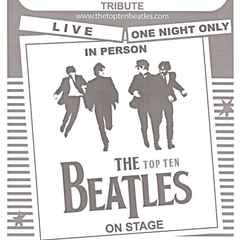 The FAB FOUR - Beatles Tribute Band - At Coney Hill RFC on Bank Holiday Sunday 29th May 2016 - 7.30PM
