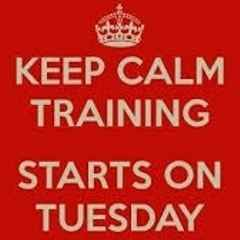 Pre Season Rugby Training Commences Tuesday 5th July from 6.45PM