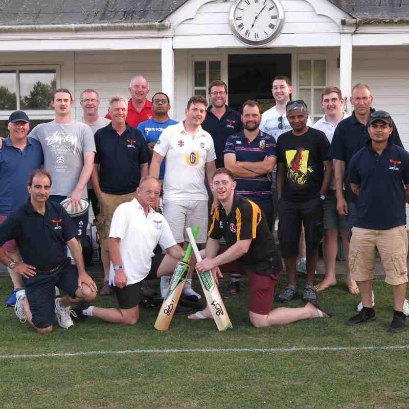PRFC Cricket 2017
