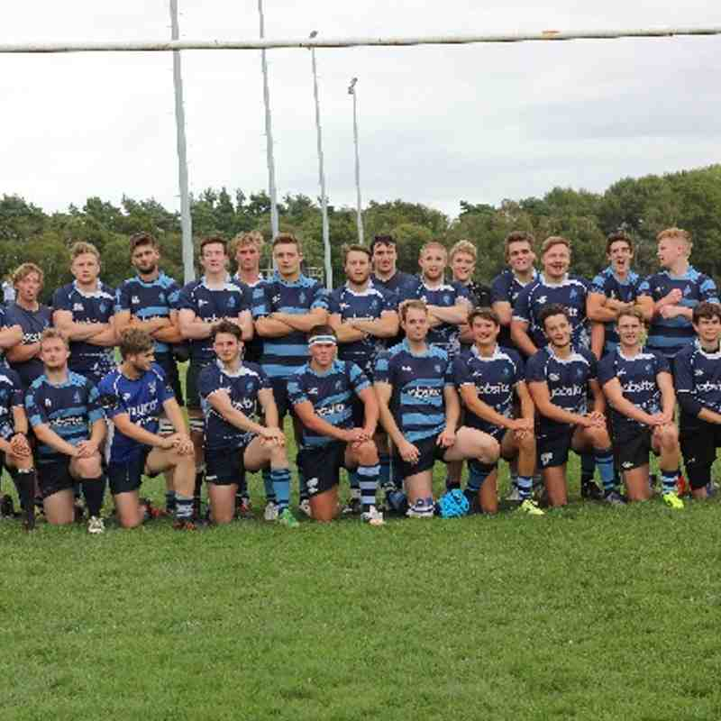 Blues 2s at Bournemouth