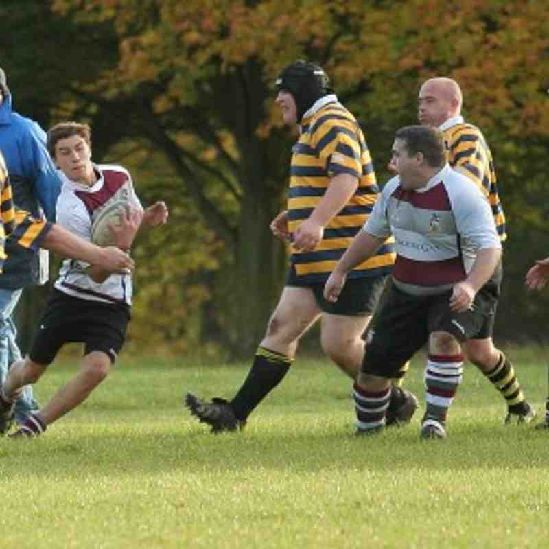 Dev XV v Ravens Oct 10