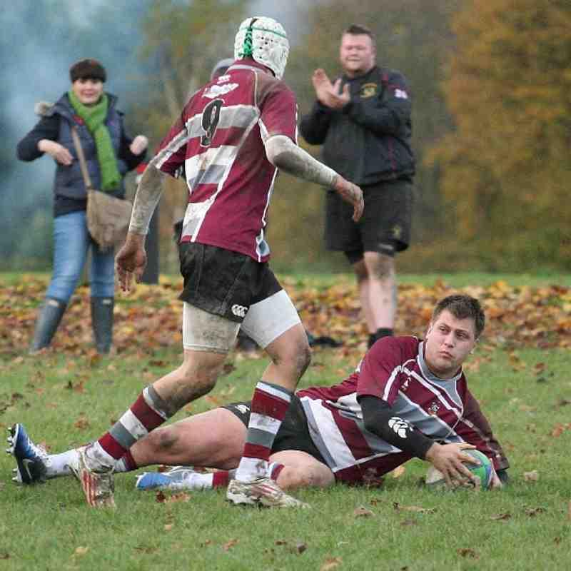 BRFC II's v Rochford Nov 12