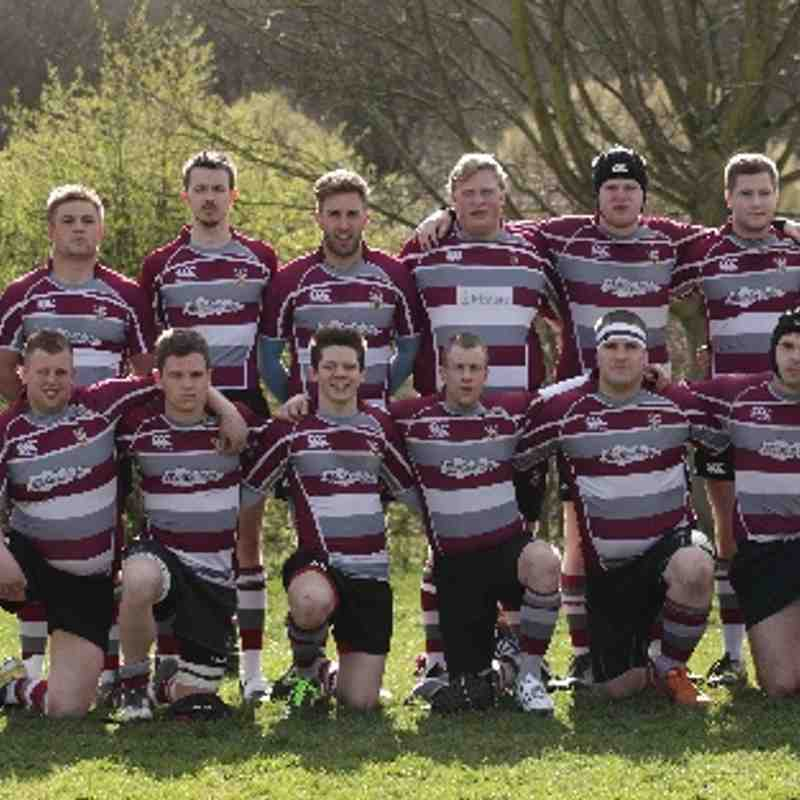 2nd XV v Thurrock Mar 14