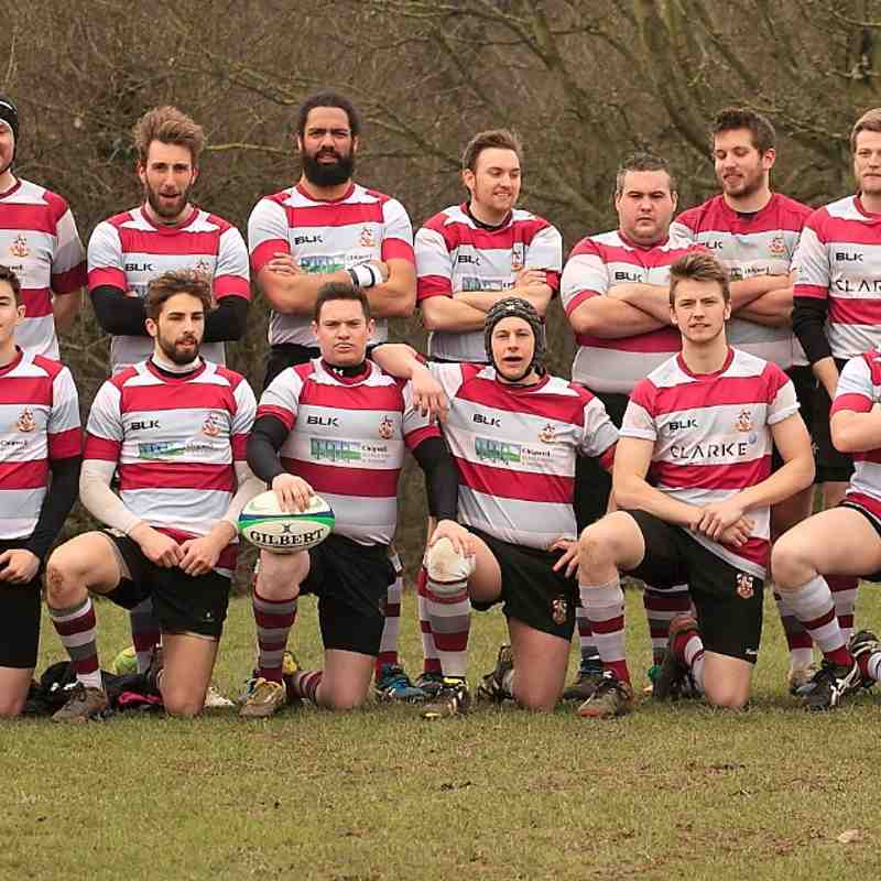 BRFC III's v E. London Feb 16