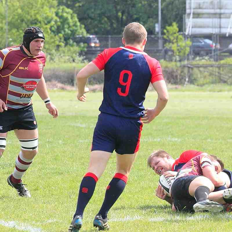 BRFC Essex v Oxfordshire May 16