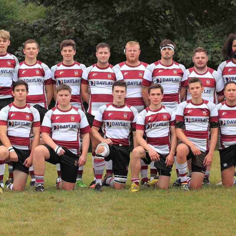 BRFC 2nd XV Sep 2016