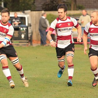Brentwood 45 Saffron Walden 10  (London & South East Division: North 1) 29th October 2016