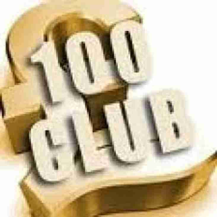 100 Club Draw Winners - February 2017