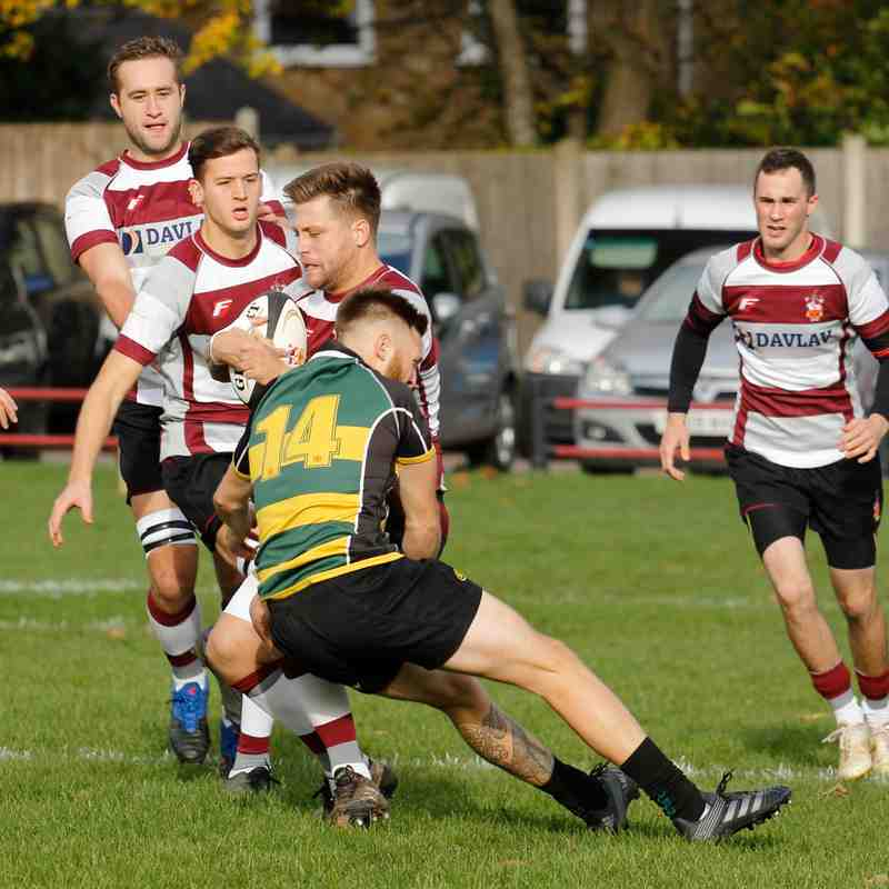BRFC v Old Priorians Oct 17