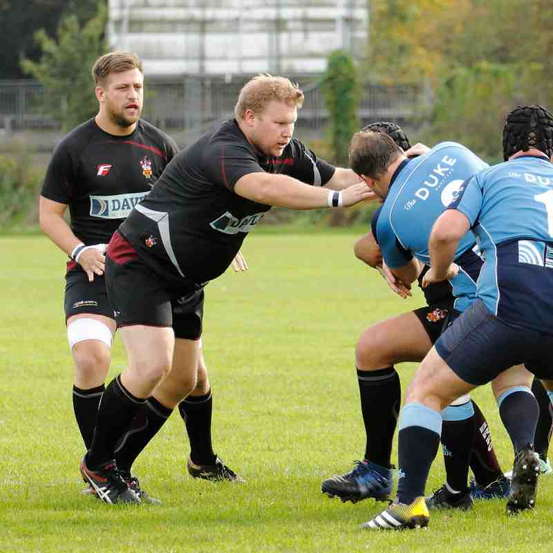 BRFC v Eton Manor Oct 17