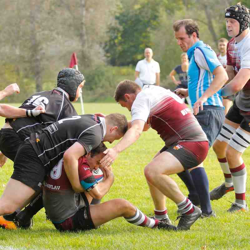 BRFC 2nd XV v Colchester Sept 18