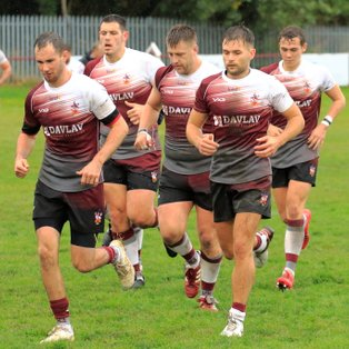 Sidcup 20 v 20 Brentwood London and South East Premier Division